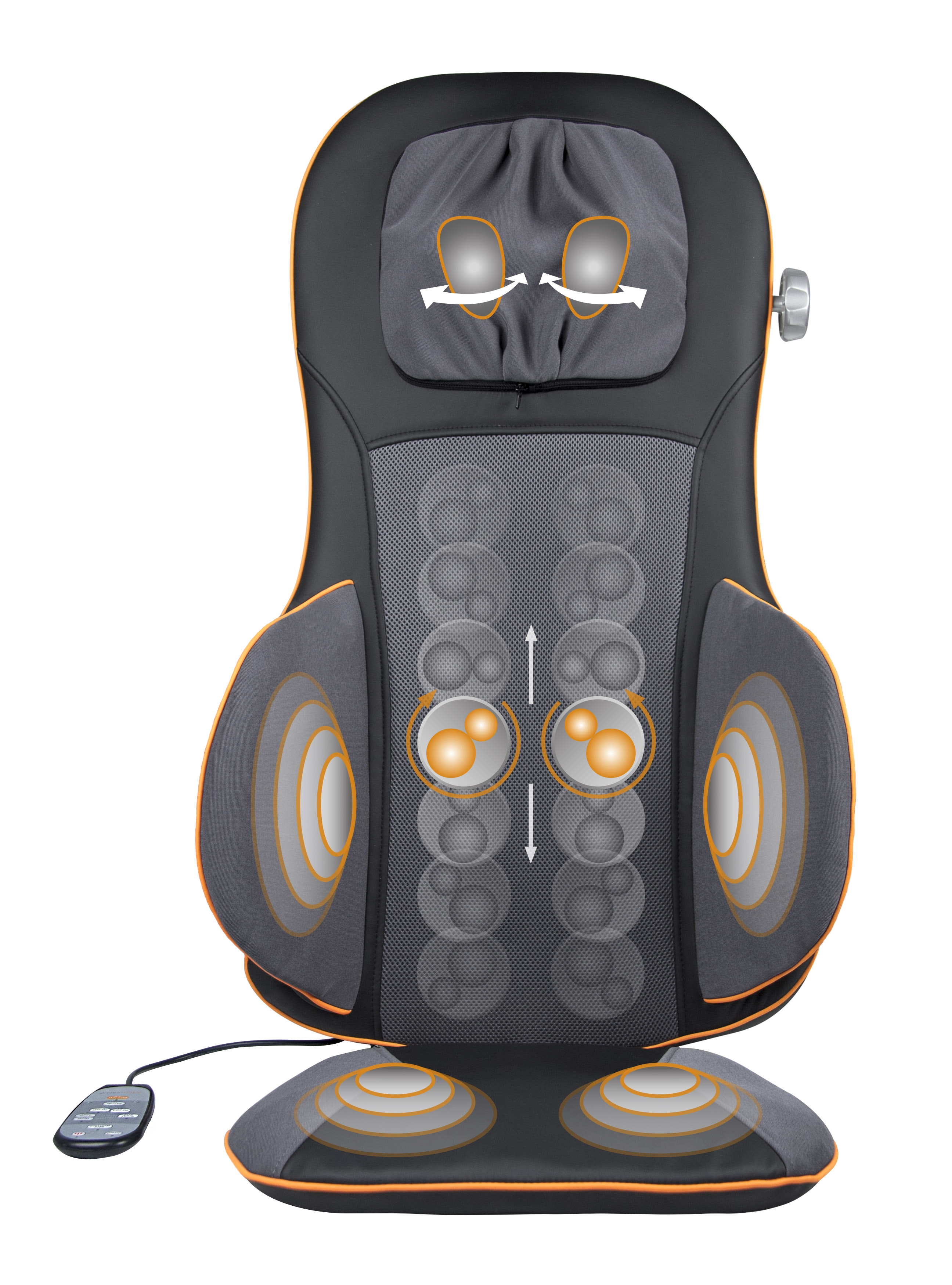 Masážní sedačka Medisana MC 825 Shiatsu