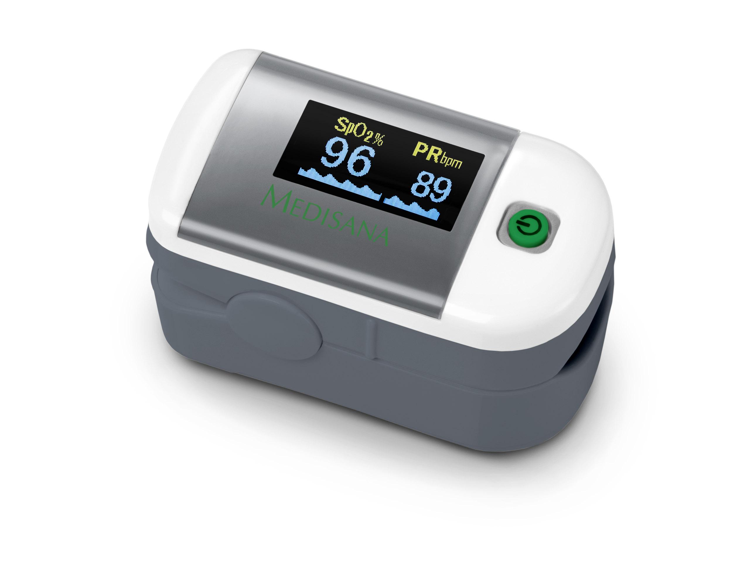 Pulsní oxymetr MEDISANA PM 100