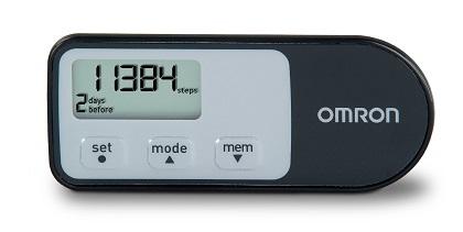 Krokoměr OMRON HJ-321-E Walking Style One 2.1
