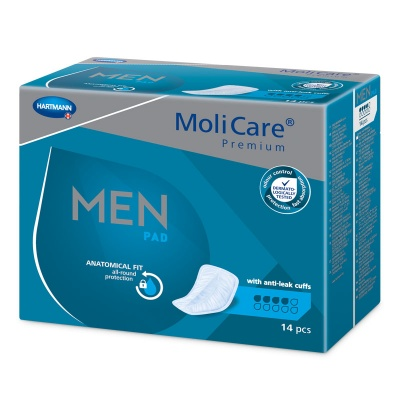 MoliCare Men 4 kapky 14 ks