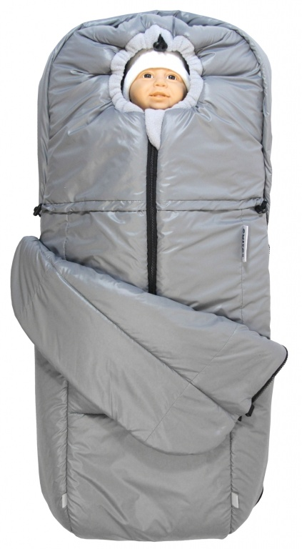 Fusak EMITEX COMPLETE 5v1 šedý