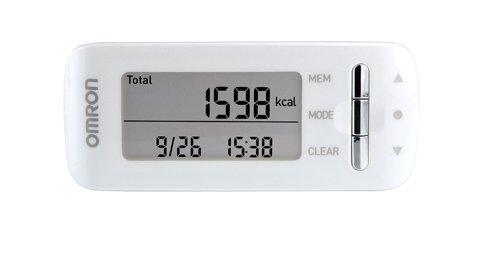 Monitor kalorické spotřeby Omron Caloriscan - bílý