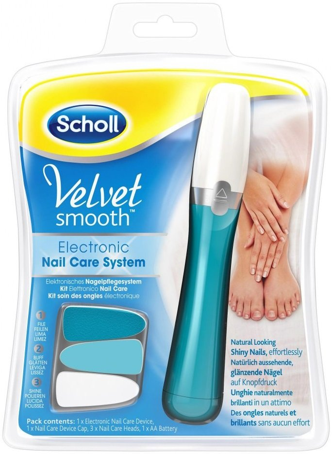 Scholl Velvet Smooth Nail Care