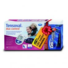Tlakoměr TENSOVAL Duo Control II + GS Condro Forte 180 tbl.