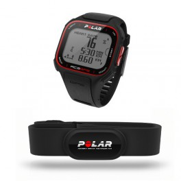 Polar RC3 GPS HR černá