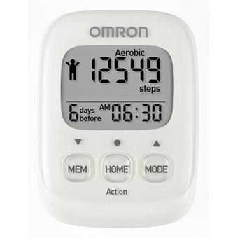 Krokoměr OMRON HJ-325-EW Walking Style IV - bílý
