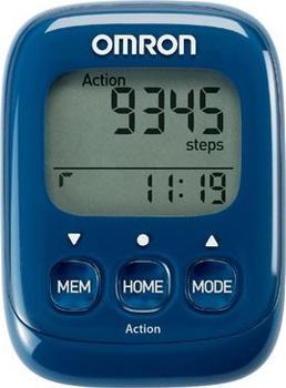 Krokoměr OMRON HJ-325-EB Walking Style IV - tmavě modrý