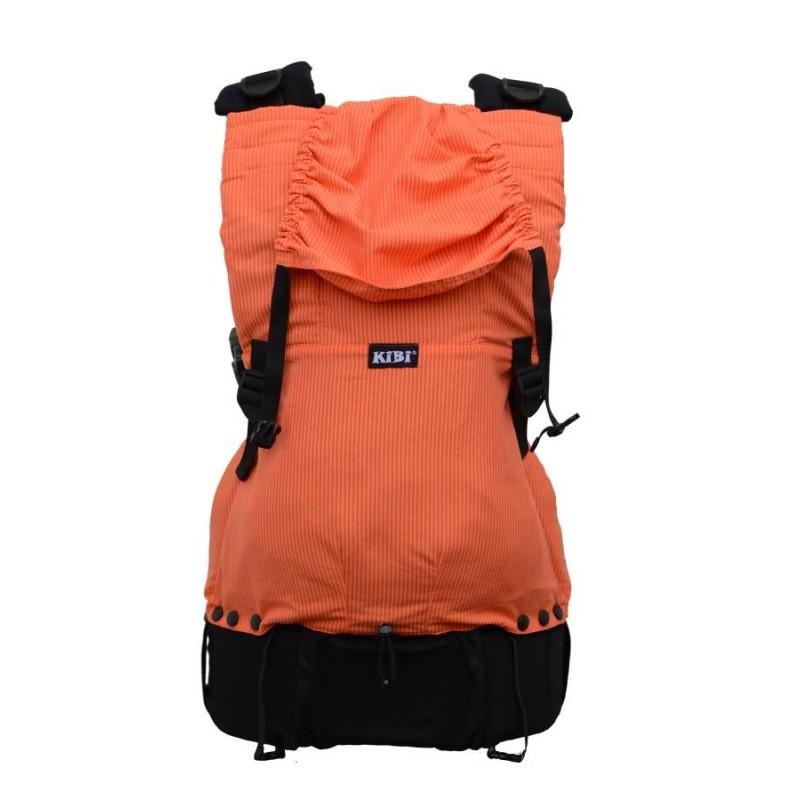 KIBI Nosítko oranžové pruhy