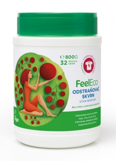 Feel Eco - odstrańovač skrvn a bělidlo 800 ml