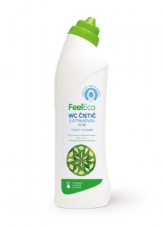 Feel Eco - WC čistič 750 ml