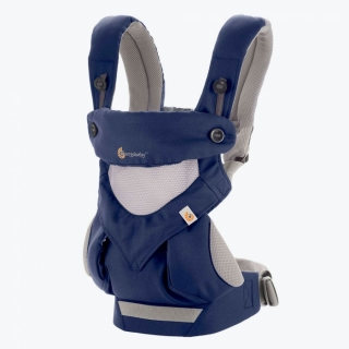 Ergobaby 360 Nosítko Cool Air French Blue