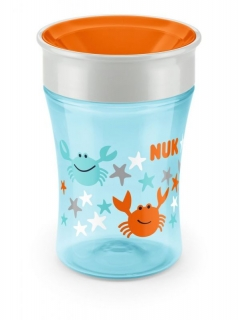 NUK Magic Cup 230 ml oranžový