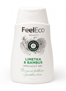 Feel eco sprchový gel Limetka & Bambus - 300 ml