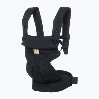 Ergobaby 360 Nosítko PURE BLACK SUNRISE