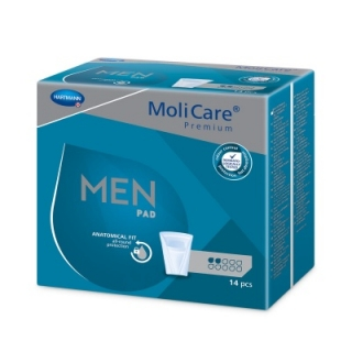 MoliCare Men 2 kapky 14 ks